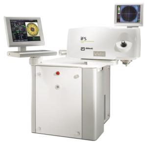 Laser femtoseconde Abbott pour découpe lasik
